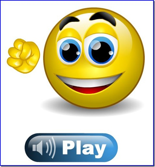 Done  — Talking smiley face from Smiley Central